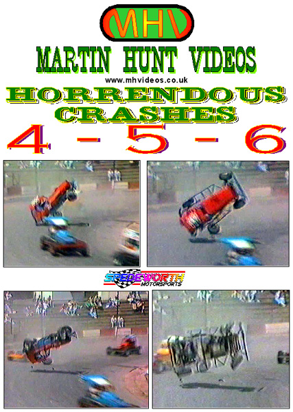 Horrendous Crashes Four-Five-Six