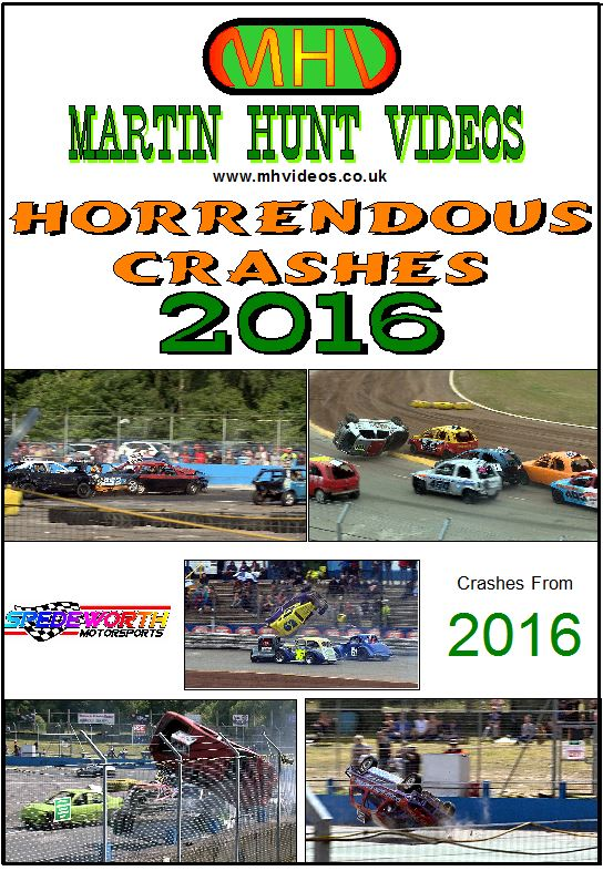 Horrendous Crashes 2016