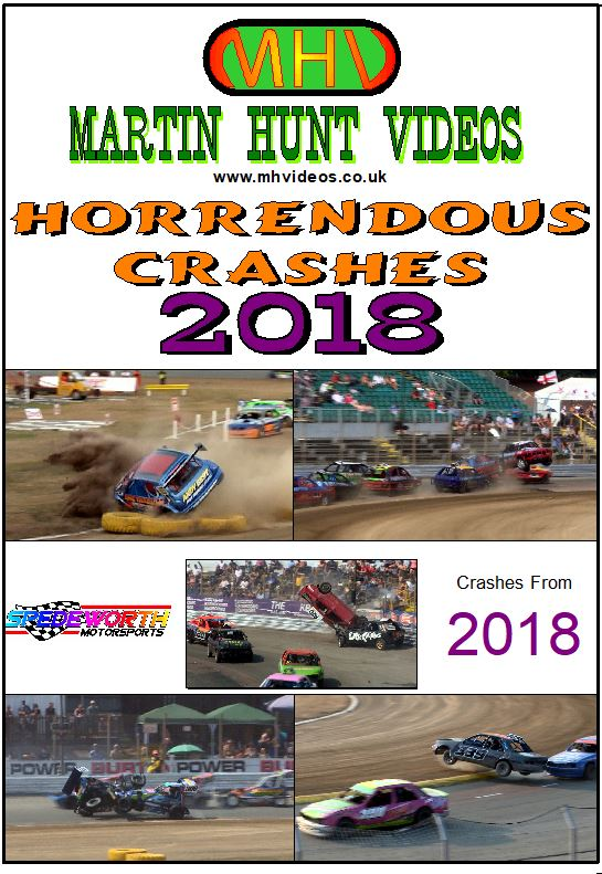 Horrendous Crashes 2018