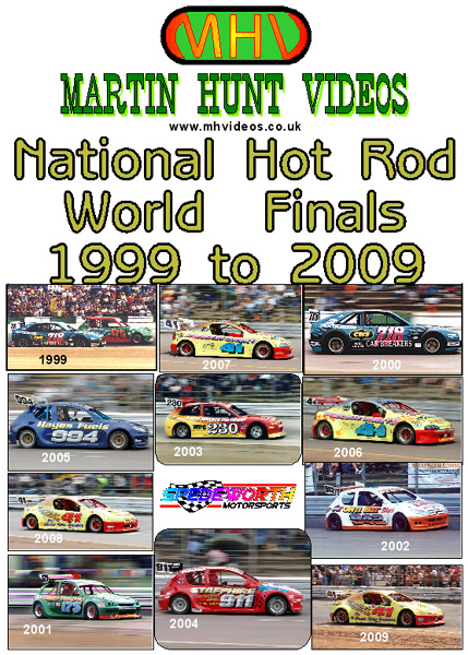 National Hot Rod World Finals 1999 to 2009