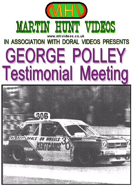 George Polley Testimonial Meeting