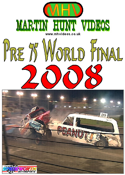 Pre 75 World Final 2008