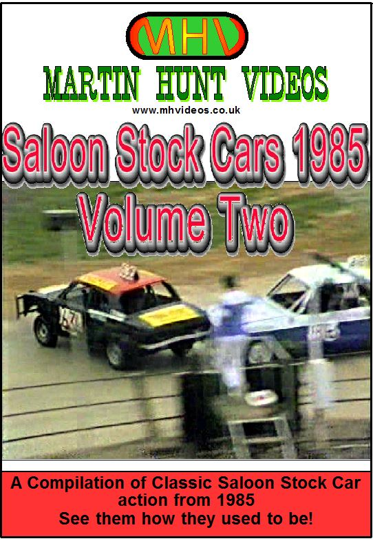 Saloon Stock Cars 1985 Volume Two