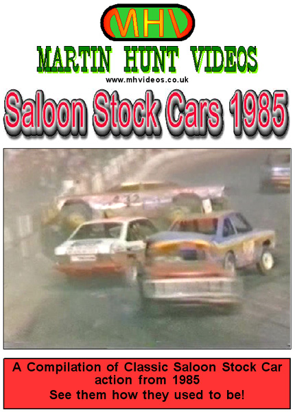 Saloon Stock Cars 1985