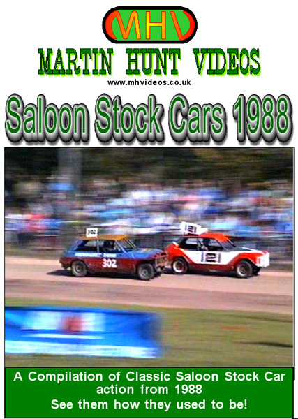 Saloon Stock Cars 1988