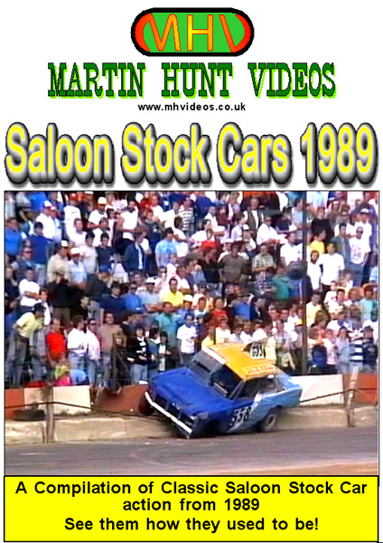 Saloon Stock Cars 1989
