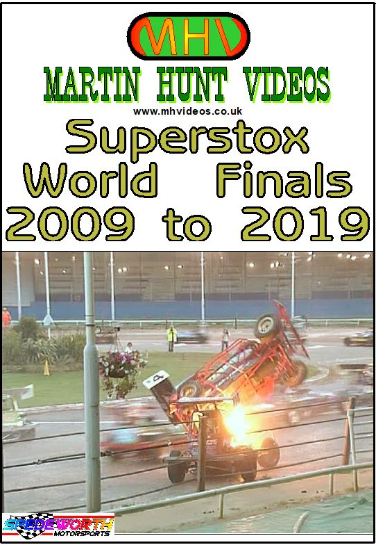 Superstox World Finals 2009 to 2019