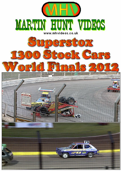 Ipswich 18th August 2012 Superstox and 1300 Stocks World Finals