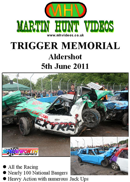 Aldershot 5th June 2011 Steve Trigger Martindale Memorial