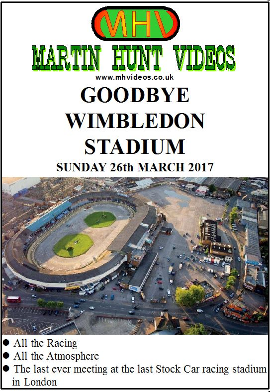 Goodbye Wimbledon Stadium