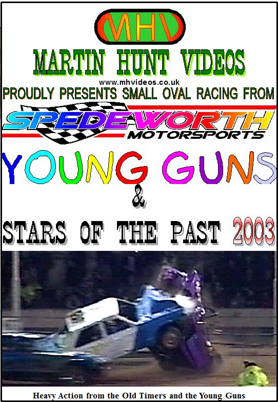 Young Guns & Stars of the Past 2003